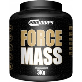 Force Mass 3Kg Pote Pro Corps